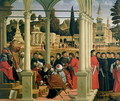 Debate of St. Stephen, tempera on canvas, 1514 - Vittore Carpaccio
