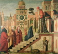 Presentation of Mary in the Temple, oil on canvas, 1504-08 - Vittore Carpaccio