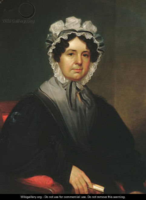 Mrs. Gideon Tucker - William Sidney Mount