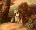 A Country Maid - Henry Walton