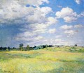 Flying Shadows - Willard Leroy Metcalf