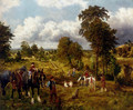 The garden of England - George William Mote