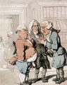 The Doctor's Consultation - Thomas Rowlandson
