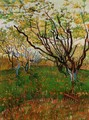 Orchard In Blossom III - Vincent Van Gogh