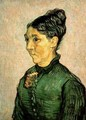 Portrait Of Madame Trabuc - Vincent Van Gogh