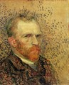 Self Portrait VII - Vincent Van Gogh