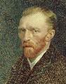 Self Portrait IV - Vincent Van Gogh