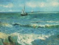 Seascape At Saintes Maries II - Vincent Van Gogh