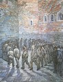 Prisoners Exercising (after Dore) - Vincent Van Gogh