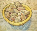 Potatoes In A Yellow Dish - Vincent Van Gogh