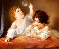 Blowing Bubbles - Henri Guillaume Schlesinger