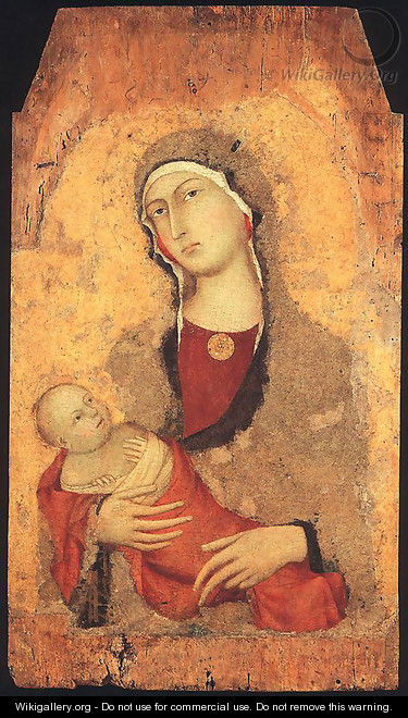 Madonna and Child (from Lucignano d
