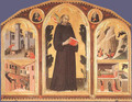 Blessed Agostino Novello Altarpiece - Simone Martini