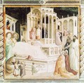 Presentation of Mary in the Temple - Taddeo Gaddi
