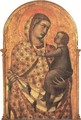 Madonna and Child - Pietro Lorenzetti