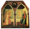 The Annunciation - Pietro Lorenzetti