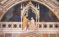 Consecration of the Chapel - Simone Martini