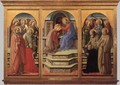 Coronation of the Virgin - Fra Filippo Lippi