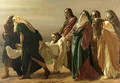 Deposizione di Gesù (The Deposition of Christ) - Antonio Ciseri
