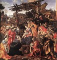 Adoration of the Magi - Filippino Lippi