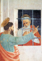 St. Peter Visited In Jail By St. Paul - Filippino Lippi