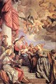 The Marriage of St Catherine - Paolo Veronese (Caliari)