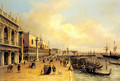 A View of the Doges Palace - Carlo Grubacs