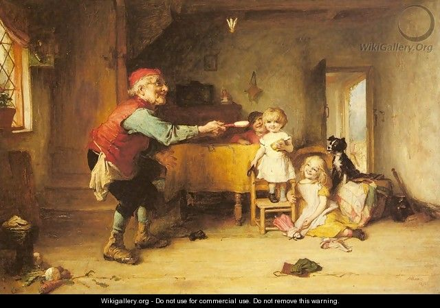 Games with Grandfather - Alexander Hohenlohe Burr