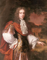 Portrait of William Tighe (1657-1679) - Thomas Pooley