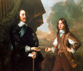 Charles I And The Duke Of York - Sir Peter Lely
