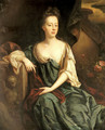 Portrait Of Anne Sherard, Lady Brownlow (1659-1721) - John Riley