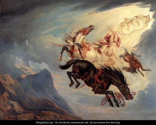 The Fall Of Phaeton - James Ward