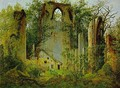 Eldena Ruin - Caspar David Friedrich