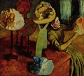 The Millinery Shop 1882-86 - Edgar Degas