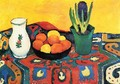 Style Life With Fruits - August Macke