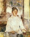 The Mother Of The Artist - Henri De Toulouse-Lautrec