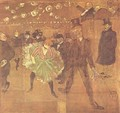 Party In Thr Moulin Rouge Ii Jpg - Henri De Toulouse-Lautrec