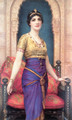 An Egyptian Beauty - William Clarke Wontner