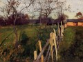 Home Fields - John Singer Sargent
