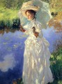 A Morning Walk - John Singer Sargent