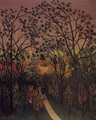 A Corner Of The Plateau Of Bellevue - Henri Julien Rousseau