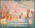 Lighthouse Groix - Paul Signac