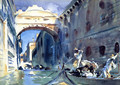 Bridge Of Sighs - John Singer Sargent