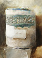 Persian Artifact With Faience Decoration - John Singer Sargent