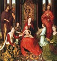 Marriage Of St Catherine - Hans Memling