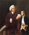 William Vassall And His Son Leonard - John Singleton Copley