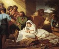 The Nativity - John Singleton Copley