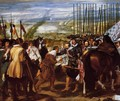 The Surrender Of Breda - Diego Rodriguez de Silva y Velazquez